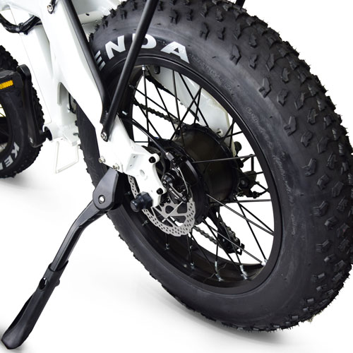 Quick Release Front Wheel