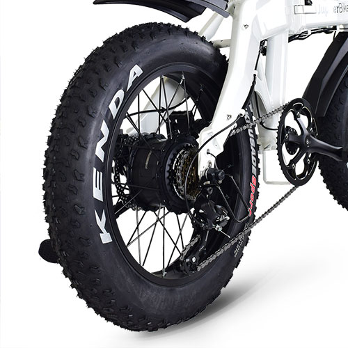 All-Terrain Fat Tire