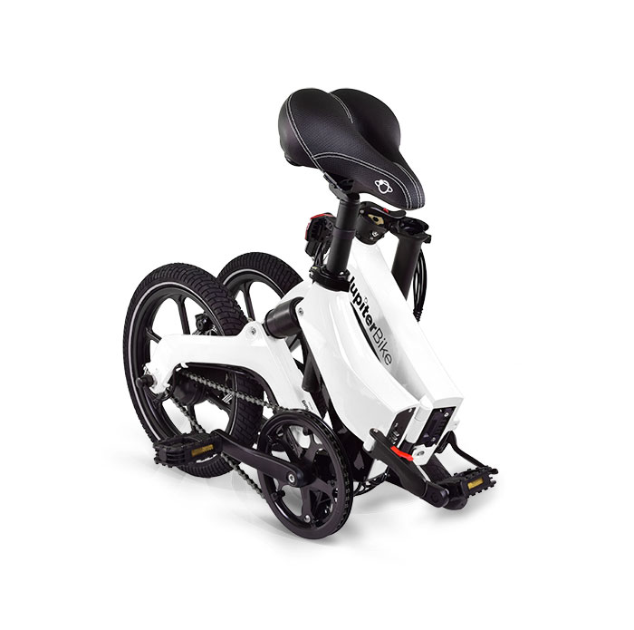 Discovery X5 Electric Bike Folded