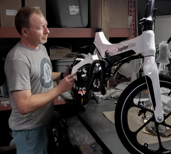 refurbished electric bikes
