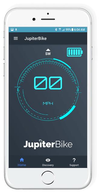 JupiterBike App