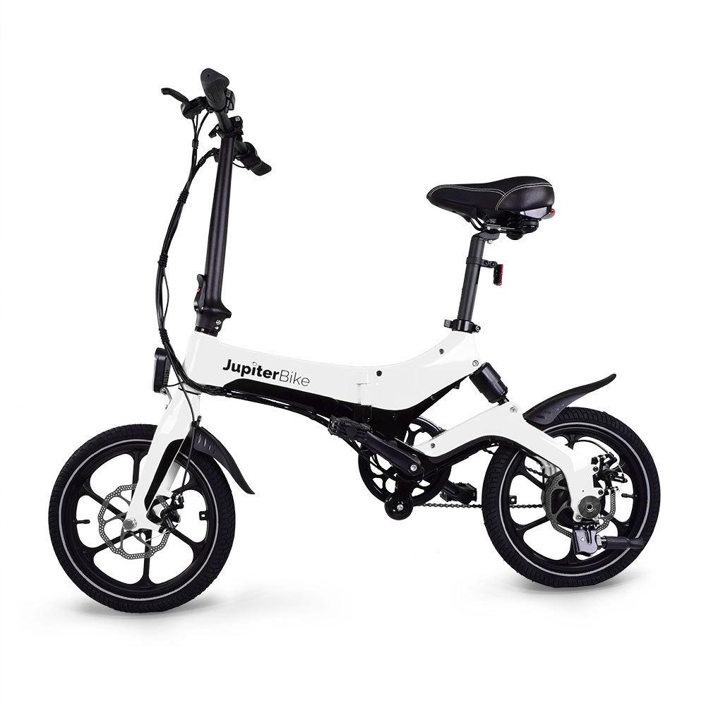 Jupiterbike Discovery X5 Dobrável Elétrico de EBike By Jupiter Bike 350w