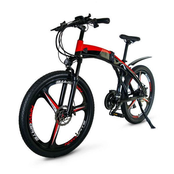 Summit Folding Electric Bike