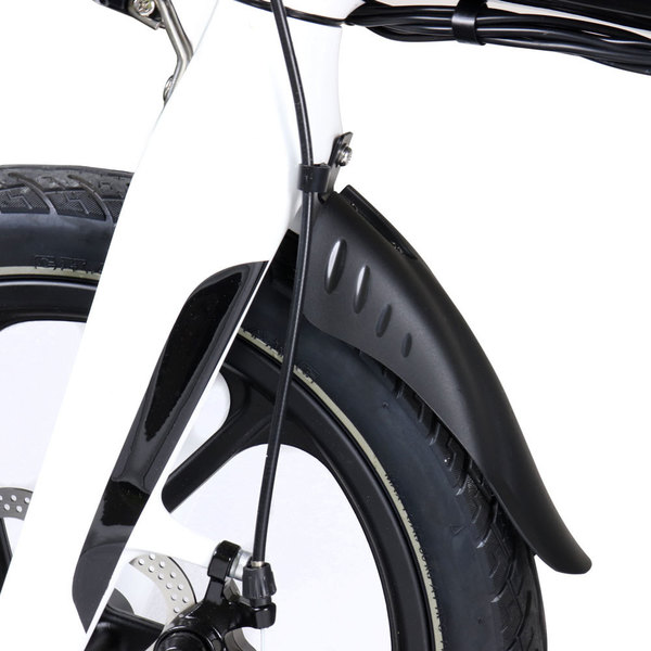 Discovery X5 Front and Rear Fender Mudguards