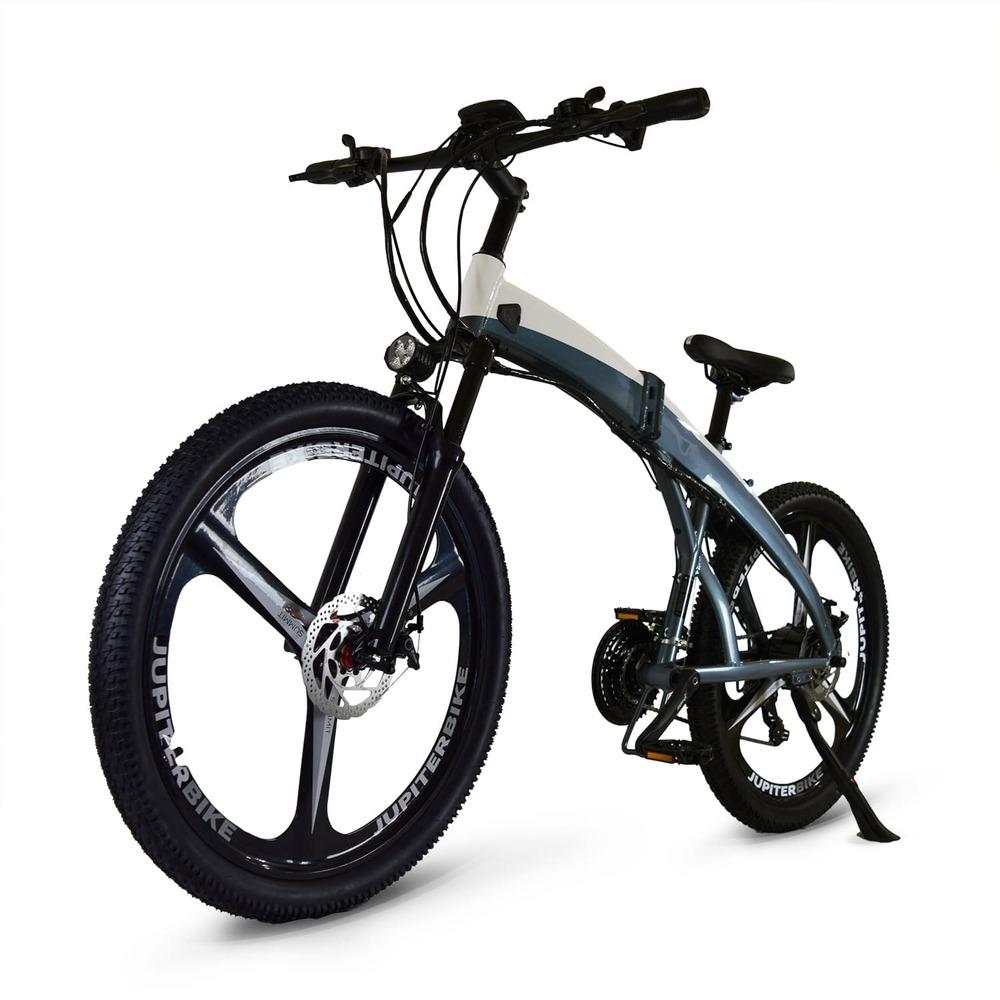 Summit Electric Mountain Bike